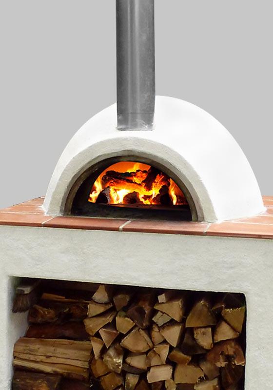 Pizzaofen Holzofen Bausatz
