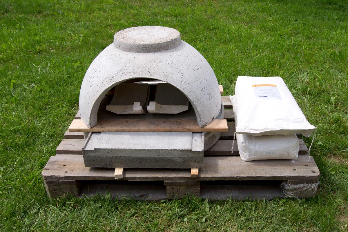 Pizzaofen Bausatz von rondolino