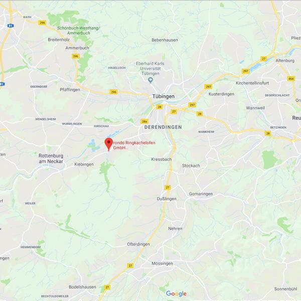 rondo Standort Tübingen